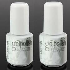 6ml Nail Soak-off Gelish Base + Top Coat Gel Set Nail Gel Polish UV Manicure Hot
