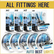 Philips Diamond Vision Xenon Effect 5000K Styling Upgrade Car Headlight Bulbs