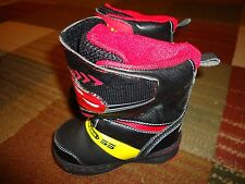 Disney Cars Nitro Speed Baby Toddler Boys Boots Strap Shoes Red Black New