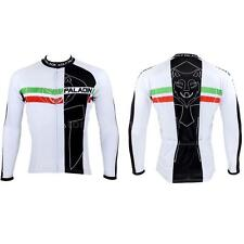 Paladin Outdoor Cycling Jersey Long Sleeve Shirt 100% Polyester Bicycle Bike
