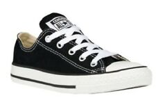 NEW Boy's Youth CONVERSE Chuck Taylor All Star Black Athletic Lace Casual Shoe