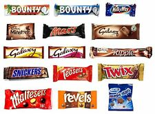 6 x MARS CHOCOLATE (Huge Range) Sweet Shop (UK/British/Candy/Bars/Galaxy/Milk)
