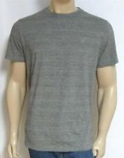 American Eagle Outfitters AEO Mens Medium Gray Solid Crew-Neck T-Shirt New NWT