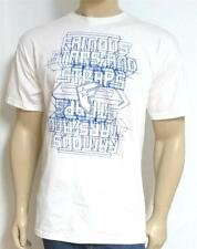 Famous Stars & Straps Epic Reflection Graphic Tee Mens White T-Shirt New NWT