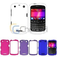 Hard Rubber Coated Snap On Case Cover For BlackBerry Curve 9350/9360/9370