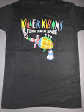 KILLER KLOWNS FROM OUTER SPACE Popcorn Gun T-Shirt **NEW movie