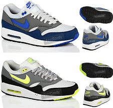 MENS NIKE AIR MAX 1 ONE CASUAL RETRO RUNNING SPORTS LIGHTWEIGHT TRAINERS SIZE