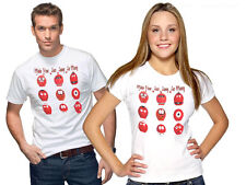 Red Nose Day 2015 Fund Raising T Shirt Make Face Funny Group Comic Relief