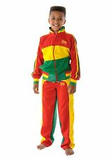 CHILDRENS LION OF JUDAH Jamaica Africa RASTA TRACKSUIT - FREE UK P&P!
