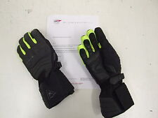 Dainese Scout Evo GTX Gloves Size Medium Black/Fluoro Sale Price - Read Listing!