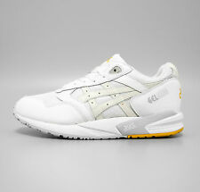 ASICS GEL SAGA White Pack (EUR 40,5-46,5/US 7,5-12) white yellow H5B1L-0101 NEU