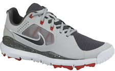 Nike Tiger Woods TW 2014 Mesh Golf Shoes Base Grey 652627-001 Mens New