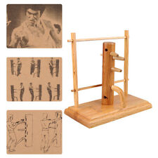 C101 Wing Chun Wooden Dummy Wing Chun Dummies Training Wood Crafts Model