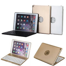 Hard Backlight Backlit Bluetooth Keyboard Cover Case For iPad Air2 Fast Shipping