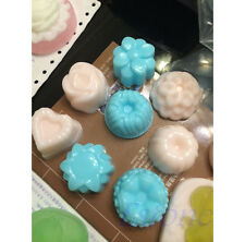 10 Style Silicone Ice Cube Chocolate Cake Cookie Cupcake Soap Molds Mould