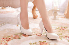 Lady Women's Stilettos High Heel Work Pump Shoes For Formal Occasion CA BD