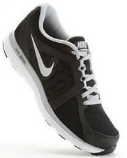 NEW Womens NIKE DUAL FUSION ST3 Black/Gray Athletic Casual Fashion Running Shoes