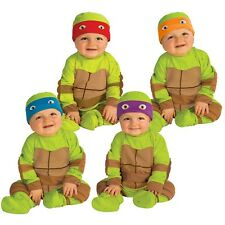 Teenage Mutant Ninja Turtle Costume Baby TMNT Halloween Fancy Dress