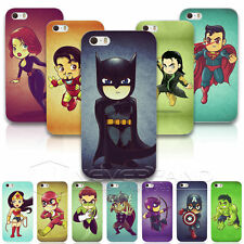 Super Hero Custom Painted Pattern PC Case Cover For iPhone 4/5/6 Samsung Galaxy