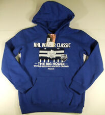2014 Winter Classic Toronto Maple Leafs World Record Hockey Crowd Youth Hoodie