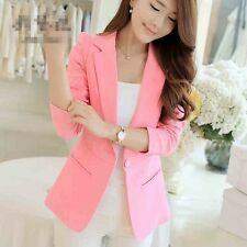 2015 New spring women fashion casual suit jacket Slim Coat