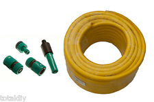 Anti Kink Professional Hosepipe Garden Tool Pro Hose & Fittings 20 Metre long