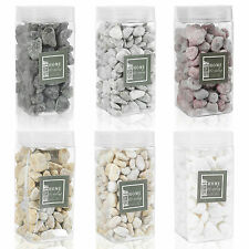 Deco Stone Chippings Wedding Deco Vase Candle Decoration Floral Aggregate Stones