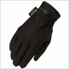 HERITAGE COLD WEATHER RIDING LEATHER GLOVES HORSE EQUESTRIAN