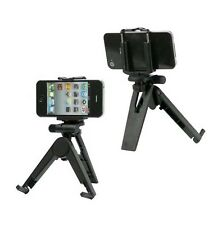 Black Tripod Camera Mount Holder Stand FOR Apple iphone ipod itouch hot new