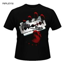 Official T Shirt JUDAS PRIEST Classic BRITISH STEEL All Sizes