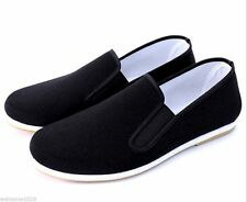 New Chinese Martial Art Kung Fu Tai chi Shoes Slipper Men size39-45