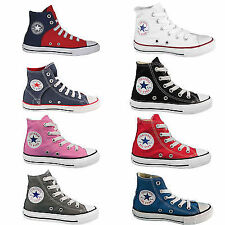 Converse All Star Hi Children Chucks Trainers Shoes