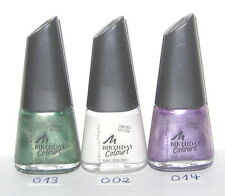 MANHATTAN ***Birthday Colours*** Nagellack, ***Farbwahl***, NEU!!!