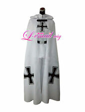 APH Axis Powers Hetalia Prussia Teutonic Knights Uniform Cosplay Costume
