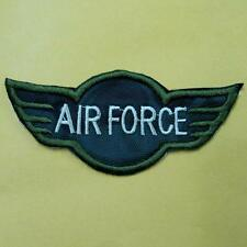 Army Pilot Badge Wings Airforce Sew on Embroidered Cloth Patch Badge Applique Us