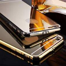 Luxury Metal Aluminum Ultra-thin Mirror Metal Case Cover for iPhone 6 4.7