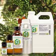 Cedarwood Essential Oil 100% Pure Choice from 5ml to 1 gallon Free Shipping