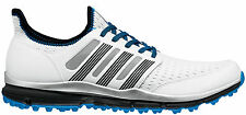 Adidas Climacool Golf Shoes 2015 White/Silver Q44598 Mens New