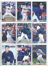 1999 Tacoma Rainiers Francisco Matos Dominican Republic DR Baseball Card
