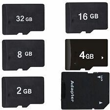 2GB 4GB 8GB 16GB MicroSD Micro SD TF Memory Card Samsung Galaxy S5 S4 Note 4 3 2