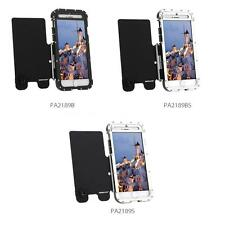 """R-JUST Durable Protective Case Flip Cover Stainless Steel Metal fr iPhone 6 4.7"""""""