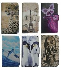 For LG Phone case Wallet Card DELUXE leather cartoon cute Cover