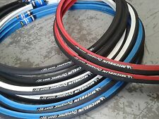 (PAIR) Michelin DYNAMIC SPORT Tyres (700x23) Road Bike Tyre (4 Colours) NEW