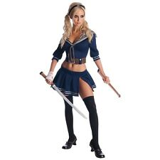 Babydoll Anime Sailor Cosplay Costume Sucker Punch Halloween Fancy Dress