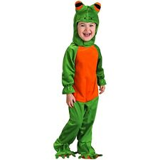 Frog Costume for Baby or Toddler Kiss the Prince Halloween Fancy Dress