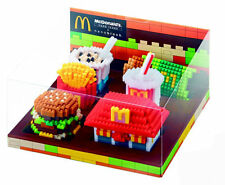 McDonalds FOOD ICON LIMITED NANO BLOCK EXCLUSIVE LEGO TOYS assembled Figure