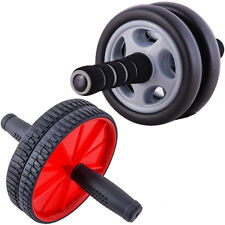 Fitness Abs Roller Machine Gym Exercise Abdominal Wheel Body Strength Training
