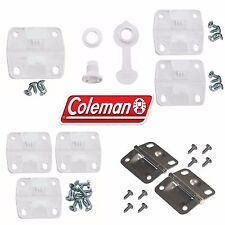COLEMAN COOLER REPLACEMENT PARTS ICE CHEST HINGES DRAIN PLUG REPAIR HINGE CAP