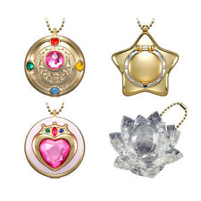 Bandai Sailor Moon Compact Miniaturely Tablet Mini cases Swing Key chain Part 2