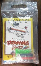 NIP United Airlines Flight Fun Childrens Kit in Package - Free Shipping